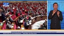 Fou rire à l'Assemblée après le drôle de lapsus d'Agnès Buzyn