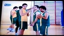 MCA4|Jogo de basquetebol-Navegantes VS  Barra