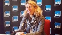 Marinette Pichon, invitée de Stade Bleu