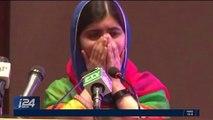 Malala Yousafzai est de retour au Pakistan