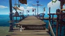 Sea of Thieves - Mes debuts dans la piraterie