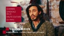 Témoignage  de Vincent Garson - EDEC Numérique Textiles-Mode-Cuirs