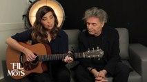 """Yves Simon & Clou interprètent """"Les Gauloises bleues"""" dans dans l'émission Au Fil Des Mots"""