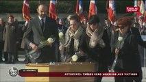 Attentats : Trèbes rend hommage aux victimes