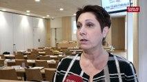 """Bernadette Groison, secrétaire générale de la FSU dénonce un """"dialogue de sourds"""" avec le gouvernement"""