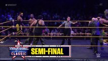 NXT: Authors of Pain vs Street Profits - Dusty Rhodes Tag Team Classic