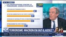 "Jean-Louis Bruguière, ancien juge anti-terroriste: ""Si on continue, on sort de l'État de droit"""