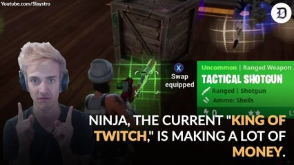 How Much Does Ninja Make Streaming?