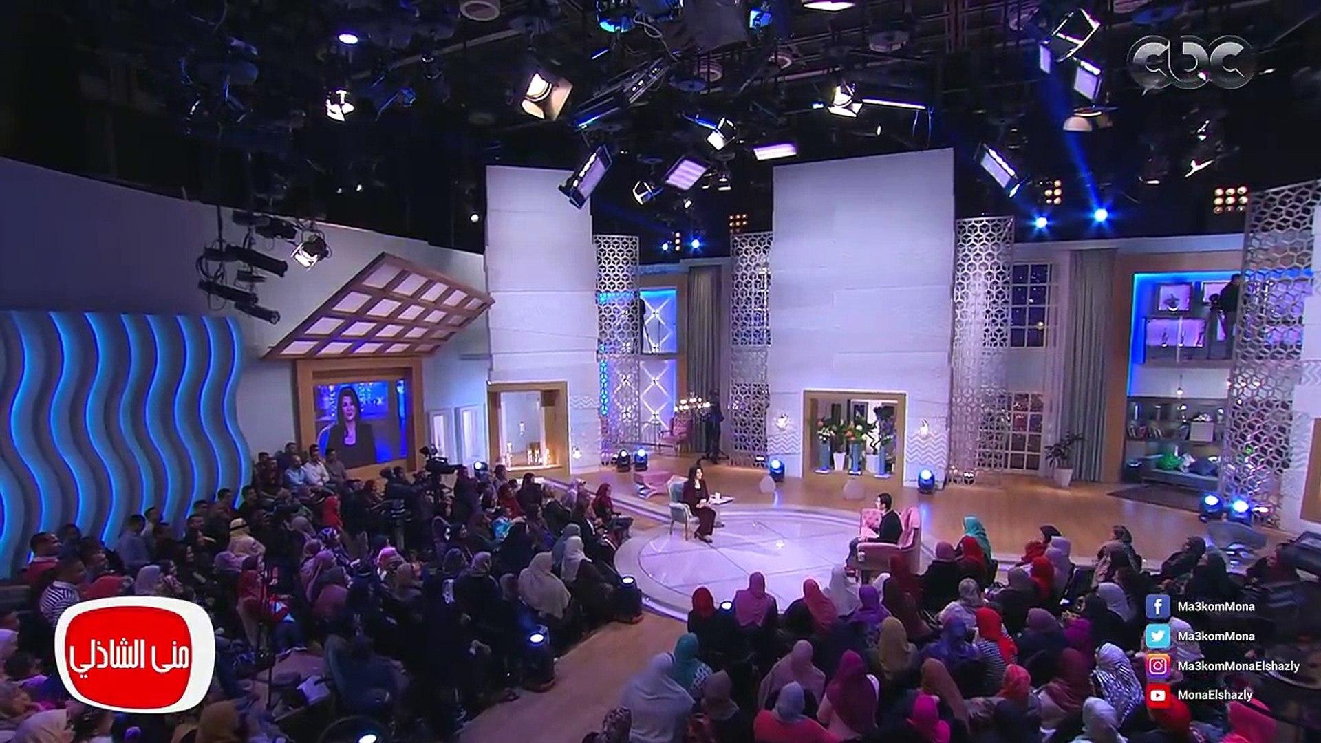 معكم منى الشاذلي اللقاء الكامل لنجم مسرح مصر الفنان محمد أنور مع منى الشاذلي بمناسبة عيد الأم