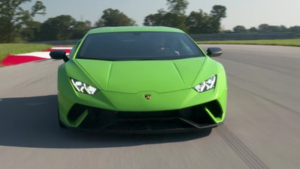 Why the Huracan Performante Is the Best Lamborghini | Three Lap Review
