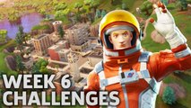 Fortnite Battle Royale Season 3 Week 6 Challenges Walkthrough