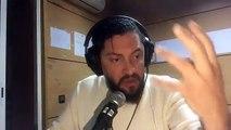 صحفي مغربي حزين و ينفجر  على المباشر بسبب في�