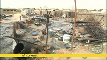 Maiduguri residents leaving in fear after Boko Haram's biggest assault in 18 months