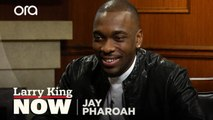 Jay Pharoah becomes Obama, Eddie Murphy, Denzel - and Michael Caine