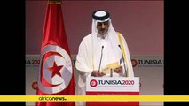 Tunisia gets billion-dollar pledges to revive struggling economy
