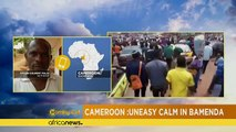 Uneasy calm returns to Cameroon's Bamenda city [The Morning Call]