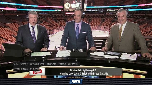 Bruins Overtime Live: Bruce Cassidy Excited About Clinching First Place In Atlantic Division