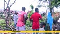 Key rail bridge linking Ivory Coast-Burkina Faso collapse