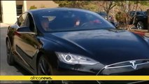 US auto regulator examining Tesla Model S cars after fatal accident