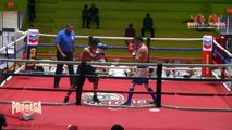 Ernesto Irias VS David Hernandez - Bufalo Boxing Promotions