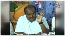 Karnataka Elections 2018 : ಜೆಡಿಎಸ್ ಪಕ್ಷ ಬಿಟ್ಟ ಮಾಜಿ ಮೇಯರ್ ಸಂದೇಶ್ ಸ್ವಾಮಿಗೆ ಎಚ್ ಡಿ ಕೆ ಮಾತು