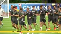 Euro 2016: Team arrivals and final preps ahead of kick-off