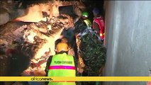 At least 7 killed in Kenya building collapse