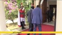 Ouattara begins move to reconcile Benin's Boni Yayi and Patrice Talon