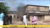 Burundi grenade attack leaves 4 dead
