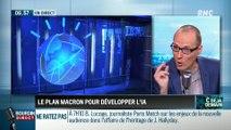 La chronique d'Anthony Morel: Le plan d'Emmanuel Macron pour développer l'intelligence artificielle - 30/03