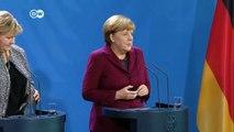 Berlin: Angespannte Stimmung vor US-Wahl | DW Nachrichten