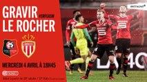 J31. Stade Rennais F.C. / Monaco : Bande annonce