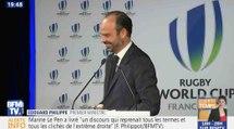 Lapsus et fou rire d'Edouard Philippe et des politiques - ZAPPING ACTU BEST OF DU 02/04/2018