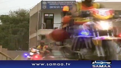 KPK Government Launched New Firefighting Unit