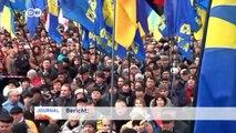 Kiew: Die Ukraine ist Europa!    Journal