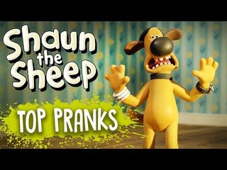 Shaun's Top Pranks - Shaun the Sheep