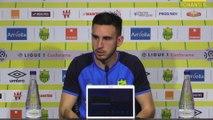 Adrien Thomasson avant FC Nantes - AS Saint-Étienne