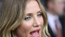 Cameron Diaz Is 'Retired'