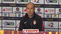 Jardim «La stratégie seule ne fait pas gagner les matches...» - Foot - C. Ligue - Monaco
