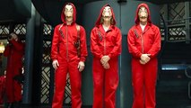 Official] Money Heist Season 2 Episode 1 ~ Netflix - video