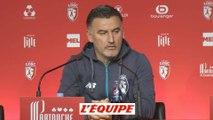 Soumaoro forfait contre Amiens - Foot - L1 - LOSC