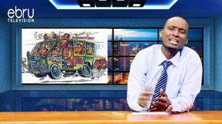 Kenyan Matatus The True Kenyan Experience