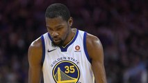 Kevin Durant ejected for the fifth time this season