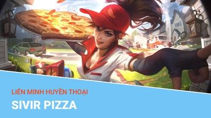 Liên Minh Huyền Thoại: Trang phục và gói đa sắc Sivir Pizza