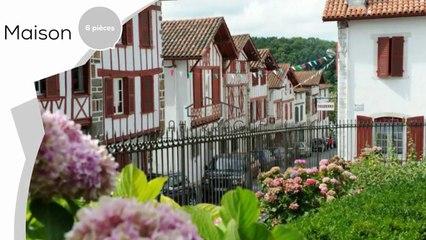 A vendre - Maison/villa - La bastide clairence (64240) - 6 pièces - 238m²