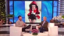 Ellen Surprises Jimmy Kimmel with a Dedication to His Son - The Ellen Show, Tv Online free hd 2018