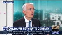 """Grève lundi: """"à partir de 19h, il y a peu de trains qui partiront"""", prévient Guillaume Pepy"""