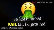 Funny Whatsapp Status Exam Time - Whatsapp Status Video - Question