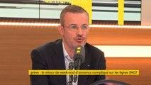 """SNCF : """"Guillaume Pepy crie au feu pour ne pas être accusé de l'incendie dont il est co-responsable """", explique Emmanuel Pierrat #lesinformés"""