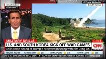 U.S. and South Korea kick off war games. #US #SouthKorea
